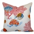 Fish of the Sea Large Throw Pillow