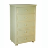 Five Drawer Tall Chest