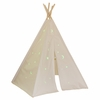 Five Panel Teepee with Glow in the Dark Stars