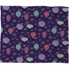 Floating Away Fleece Throw Blanket