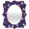 Floating Away Quatrefoil Mirror