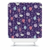 Floating Away Shower Curtain