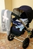 Floating Guitars Stroller Blanket