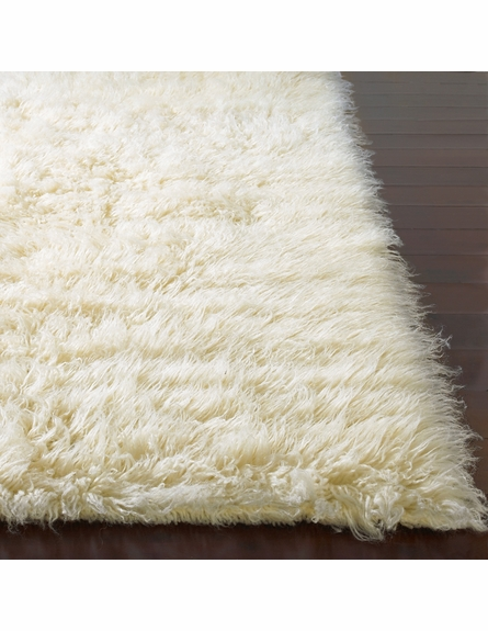 Flokati Standard Rug in Natural