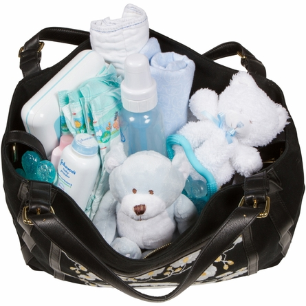 Flora Hobo Diaper Bag