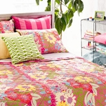 Floral Girls Bedding