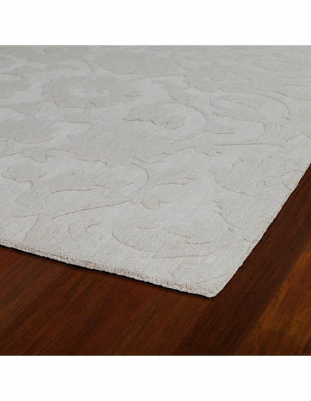 Floral Imprints Classic Rug in Ivory