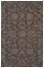 Floral Imprints Classic Rug in Mocha
