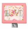 Floral LOVE Night Light