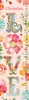 Floral LOVE Stacked Growth Chart