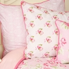 Floral Shabby Chic Pillow Sham