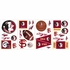 Florida State University Peel & Stick Applique