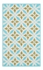 Florin Blue Outdoor Rug