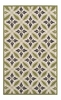 Florin Green Outdoor Rug