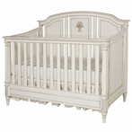 Flower Basket Crib in Versailles Creme