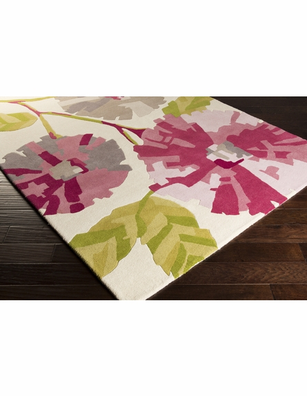 Flower Blocks Harlequin Rug