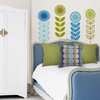 Flower Garland Peel & Stick Wall Decals