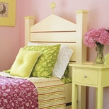 Flower Girls Bedroom Furniture
