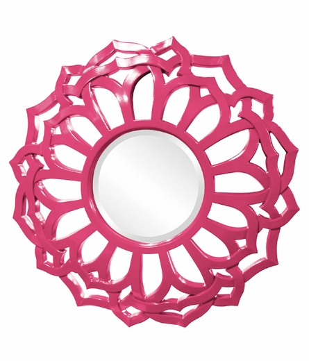 Flower Pop Mirror