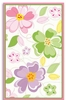On Sale Flower Stitch Rug