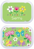 Flower Trio Changeable Faceplate