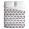 Flowers 1 Luxe Duvet Cover