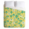 Flowers In A Sunny Garden Lightweight Duvet Cover