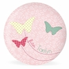 Flutterby Personalized Kids Plate