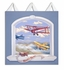 Fly Away With Me Canvas Wall Hanging