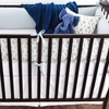 Fog Olivier Crib Bedding Set