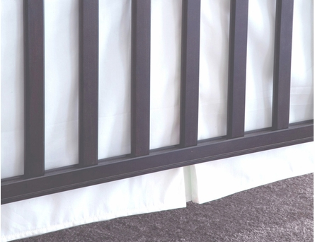 Fog Olivier Crib Bedding - 3 Piece Set