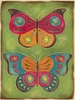 Folklore Flutter Canvas Wall Art