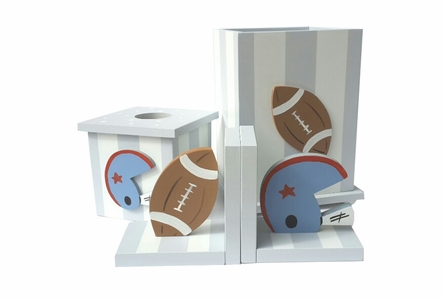 Football Bookends