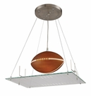 Football Field Pendant