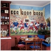 Football Stadium Chair Rail XL Wall Mural