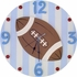 Football Wall Clock