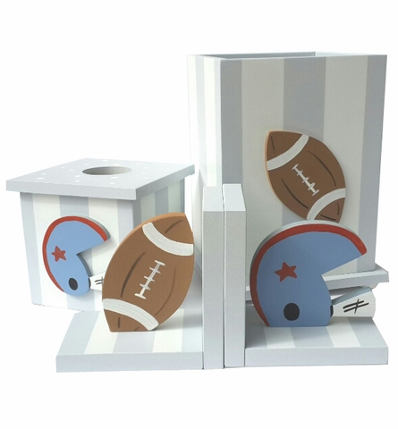 Football Waste Basket