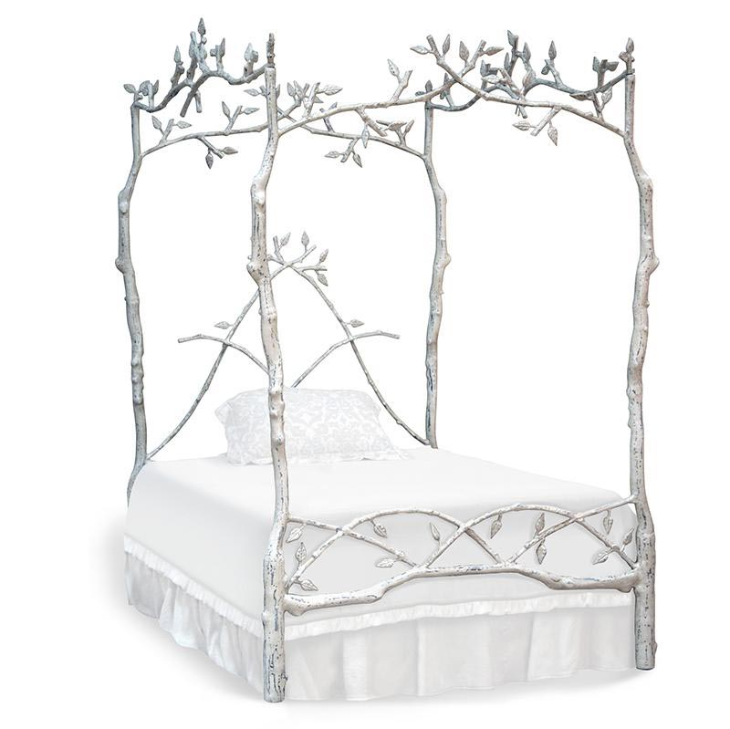 Forest Bed: Forest Dreams Canopy Bed By Corsican Iron Furniture