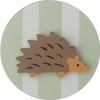 Forest Green Porcupine Drawer Knob