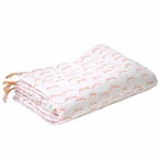 Forget Me Not Dijon Petit Coverlet