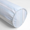 Formal Stripe Whisper Neckroll Pillow