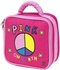Four Peas Pink on Earth School Backpack