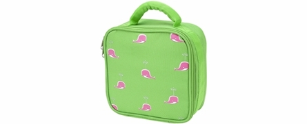 Four Peas Pink Whale Duffle Bag