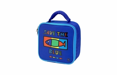 Four Peas Save the Blue School Backpack
