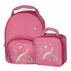 Four Peas Star Toddler Backpack and Lunchbox
