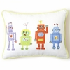 Four Robots Pillow