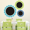 Framed Flower Chalkboard Wall Decal