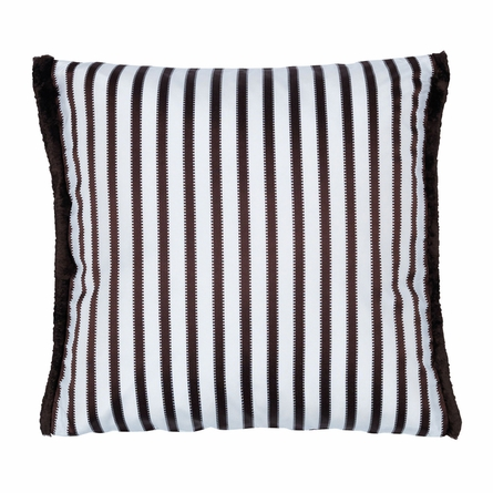 Franchini Cocoa Throw Pillow
