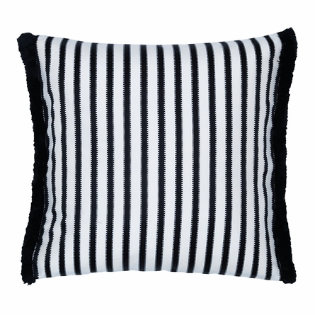 Franchini Noir Throw Pillow