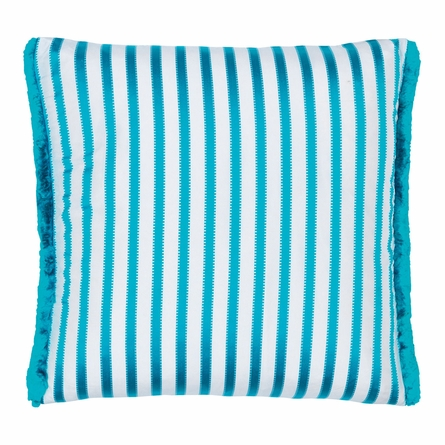 Franchini Turquoise Throw Pillow